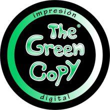 THE-GREEN-COPY-AND-REPROGRAPHY-S.L. - IMPRESION / SERIGRAFIA / TAMPOGRAFIA