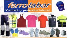 FERROLABOR S.L, UNIFORMES / VESTUARIO LABORAL / EQUIPOS DE PROTECCION en VALDEMORO - MADRID