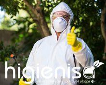 HIGIENISA-SL - DESINFECCION / DESRATIZACION / DESINSECTACION / PLAGAS