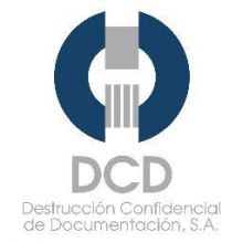 DCD - DESTRUCCIÓN CONFIDENCIAL DE DOCUMENTACIÓN, GESTION DOCUMENTAL / CUSTODIA DE ARCHIVOS en SAN MARTIN DE LA VEGA - MADRID