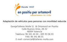 ORTOMOVIL EN POSITIU, TALLERES MECANICA / PINTURA / GRUAS en VALENCIA - VALENCIA