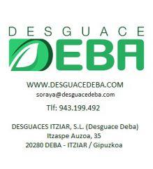 DESGUACE-DEBA - DESGUACES / CHATARRA