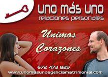 UNO-MAS-UNO - AGENCIAS MATRIMONIALES / DE AMISTAD
