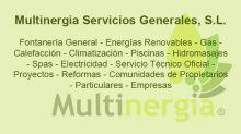 MULTINERGIA SAT, FONTANERIA / FONTANEROS en Olivares - SEVILLA