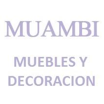 MUAMBI - MUEBLES / DECORACION
