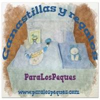 PARALOSPEQUES-CANASTILLAS-Y-REGALOS-DE-BEBE - CESTAS DE REGALOS / LOTES DE REGALOS