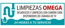 DESATASCOS OMEGA, LIMPIEZAS INDUSTRIALES / DESATASCOS en BADALONA - BARCELONA