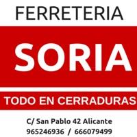 FERRETERIA-SORIA-TODO-EN-CERRADURAS - FERRETERIA / HERRAMIENTAS / BRICOLAJE