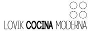 COCINA-MODERNA-DECORACION - MUEBLES DE COCINA