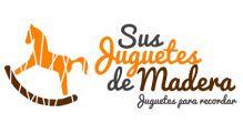 SUS-JUGUETES-DE-MADERA - JUGUETES / JUEGOS / PASATIEMPOS
