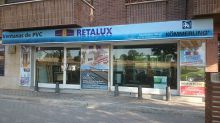 RETALUX - CERRAMIENTOS / CUBIERTAS