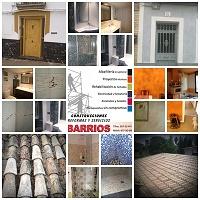 CONSTRUCCIONES-REFORMAS-Y-SERVICIOS-BARRIOS - REFORMAS INTEGRALES