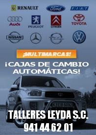 TALLERES LEYDA, TALLERES MECANICA / PINTURA / GRUAS en ENTRENA - LA RIOJA