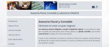 ASESORIA-FISCAL-CONTABLE-Y-LABORAL-EN-MADRID - ASESORIA CONTABLE / FISCAL / ADMINISTRATIVA