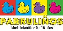 PARRULINOS - BEBES / PREMAMA / ARTICULOS INFANTILES