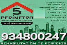 PERÍMETRO-5-S.L - REHABILITACION DE EDIFICIOS Y FACHADAS