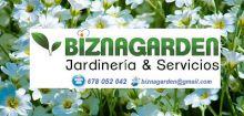 BIZNAGARDEN - JARDINERIA / PAISAJISMO
