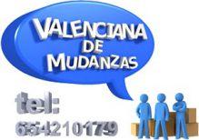 MUDANZAS-VALENCIA - MUDANZAS / GUARDAMUEBLES