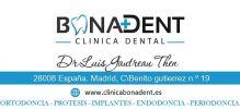 CLINICA-DENTAL-BONADENT - DENTISTAS / CLINICAS DENTALES / LABORATORIOS