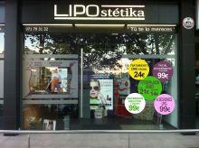 LIPOSTETIKA-C.B - CENTROS DE BELLEZA / PELUQUERIA / ESTETICA