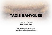 AUTO-TAXIS-BANYOLES - TAXIS