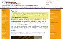 REFORMADEVIVIENDAS.COM - REFORMAS INTEGRALES