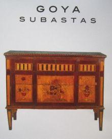 GOYA-SUBASTAS - FILATELIA / NUMISMATICA / ANTIGUEDADES