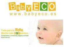 BABYECO - BEBES / PREMAMA / ARTICULOS INFANTILES