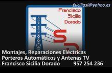 FRANCISCO-SICILIA-DORADO-SL - INSTALACIONES ELECTRICAS
