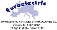 EUROELECTRIC-MONTAJES-E-INSTALACIONES-SL - INSTALACIONES ELECTRICAS