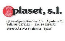 PLASET-S.L.-FABRICA-DE-BOLSAS - PAPEL / CARTON / BOLSAS