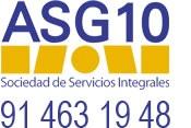 ASG10-S.L - MANTENIMIENTO / EMPRESAS DE SERVICIOS