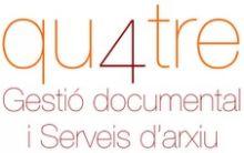 QU4TRE-GESTIÓ-DOCUMENTAL-I-SERVEIS-DARXIU - GESTION DOCUMENTAL / CUSTODIA DE ARCHIVOS