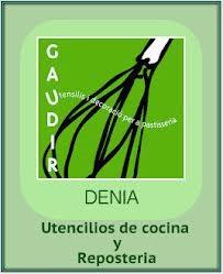 GAUDIR, MENAJE HOGAR / COCINA en DENIA - ALICANTE