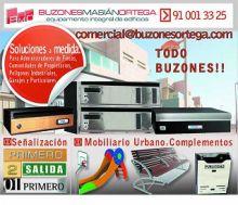 BUZONES-PARA-COMUNIDADES - BUZONES / CAJAS FUERTES