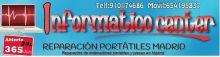 REPARACIONES DE PORTÁTILES MADRID, INFORMATICA EQUIPOS / SERVICIOS en MADRID - MADRID