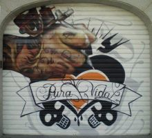 PURA-VIDA-TATUAJES-MADRID - TATUAJES / PIERCING