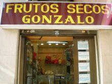 FRUTOS-SECOS-GONZALO - FRUTOS SECOS / ENCURTIDOS / APERITIVOS