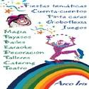 PROYECTOS EDUCATIVOS ARCO IRIS SL, ESPECTACULOS / ARTISTAS / ANIMACION en VALENCIA - VALENCIA
