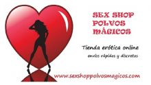 SEX-SHOP-POLVOS-MAGICOS - SEX SHOP / ARTICULOS EROTICOS
