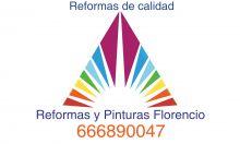 REFORMAS-Y-PINTURAS-FLORENCIO - REFORMAS INTEGRALES