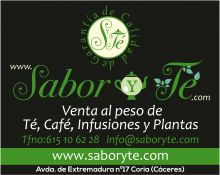 SABOR-Y-TE - CAFE / INFUSIONES