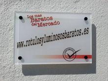 ROTULOS-Y-LUMINOSOS-BARATOS - ROTULOS / LUMINOSOS / PUBLICIDAD EXTERIOR